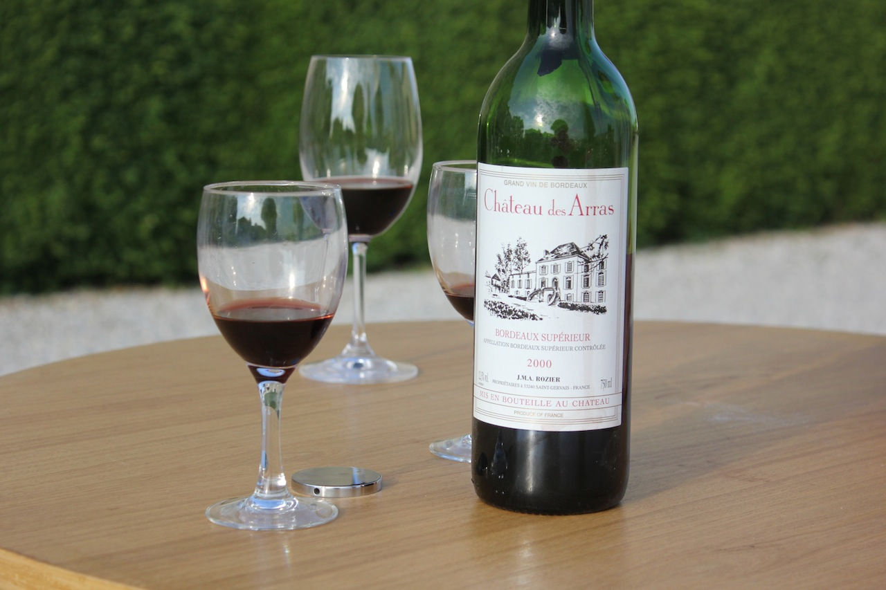 chateau-des-arras-cuvee -traditionnelle-vinatge-bordeaux-superieur-red-wine