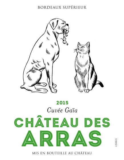label-white-gaïa-dog-cat-chateau-des-arras