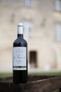 Chateau des Arras Cuvée Elles 2012