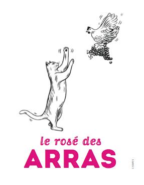 label-cat-chicken-chateau-des-arras-rose
